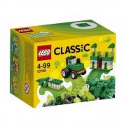 LEGO Classic, Cutie verde de creativitate 10708
