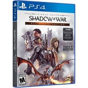 Warner Bros. Games Middle Earth: Shadow of War Complete Definitive Edition PlayStation 4