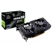 VC, Inno3D GTX1050Ti Twin X2, 4GB GDDR5, 128bit, PCI-E 3.0 (N105T-3DDV-M5CM)
