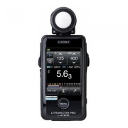 SEKONIC Fotómetro LiteMaster Pro L-478DR com Radio