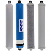 AQUAPRO Pack cartouches Reverse osmosis system 680 50 GPD