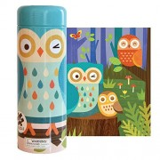 Petit Collage Tin Canister Jigsaw Floor Puzzle