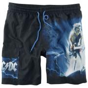 AC/DC EMP Signature Herren-Badeshort - Offizielles Merchandise M, L, XL, XXL, 3XL Herren