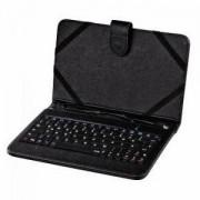 HAMA Калъф и жична клавиатура за таблет 7' и стойка - HAMA-50467