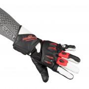 Furygan Handschuhe RG-18 Schwarz-Weiß-Rot