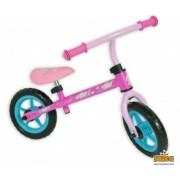 Bicicleta fara pedale copii 12 inch Saica Hello Kitty