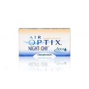Alcon Air Optix Night & Day Aqua (3 pz), Lenti a contatto mensili