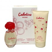 Gres parfums - cabotine rose gift set 100 ml edt + 200 ml body lotion