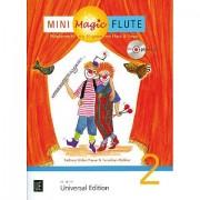 Universal Edition Mini Magic Flute Band 2 Libros didácticos