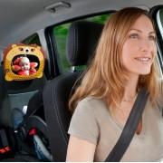 Oglinda auto pentru supraveghere copil Benbat Lion