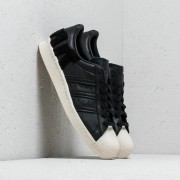 adidas Superstar 80s Core Black/ Core Black/ Off White