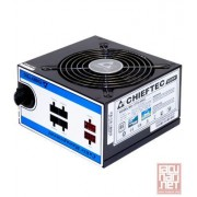 Chieftec CTG-650C, ATX 650W, A80 Series, Modular, v.2.3/12cm Fan/Active PFC/80Plus