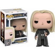 HARRY POTTER Figura Vinilo FUNKO POP! Harry Potter: Lucius Malfoy