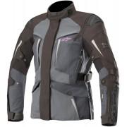 Alpinestars Stella Yaguara Drystar Tech Air Las señoras de la motoc... Negro Gris M