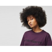Carhartt WIP Script T-Shirt, lila