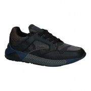 Replay Mug Donker Grijze Slip-on Sneakers