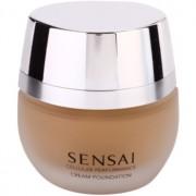 Sensai Cellular Performance Foundations maquillaje en crema tono CF 24 Amber Beige SPF 15 30 ml