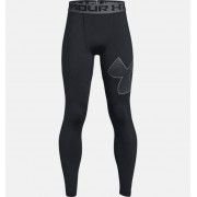 Boys' HeatGear® Armour Logo Leggings