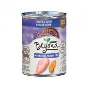Purina Beyond Grain-Free Turkey & Sweet Potato Recipe Ground Entree Canned Dog Food, 13-oz, case of 12