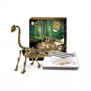 Aehibo Dinosaur Skeleton Excavations Unearth 3D Dino Fossil Bones Excavation Science Kit (Brachiosaurus)