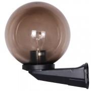 Bol wandlamp smoke 25∅