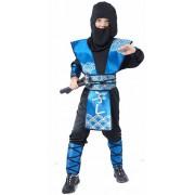 Vegaoo Tysta natten - Ninjadräkt för barn