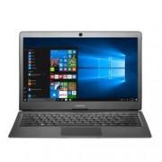 "Лаптоп Prestigio SmartBook 133S (PSB133S01ZFH_DG_BG)(сив), двуядрен Apollo Lake Intel Celeron N3350 1.1/2.4 GHz, 13.3"" (33.78 cm) Full HD IPS Anti-Glare Display, (mHDMI), 3GB DDR3L, 32GB SSD, Windows 10, 1.4 kg"