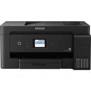 Imprimantă multifunctionala inkjet color Epson EcoTank L14150 , Duplex , Retea , Wireless , A3+