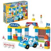 Set cuburi de construit Politie