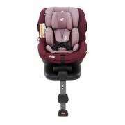 Joie scaun auto i-Anchor Advance i-SIZE cu isofix 0-18 kg si Baza I size, Merlot