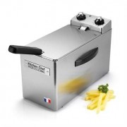 Kitchen Chef Professional Friteuse professionnelle 4 L 2500 W RFN 4 Kitchen Chef Professional