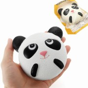 GiggleBread Squishy Panda 10cm Slow Rising With Packaging Collection Gift Decor Soft Squeeze Toy