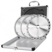 Disc circular Scheppach pentru lemn 254 mm , cod 7901200714