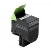 """Toner Lexmark Compatível CX310 / CX410 / CX510 / 80C2HC0 / 802HC Azul"""