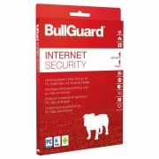 BullGuard Internet Security 2019 Vollversion 1 Jahr 1 Gerät