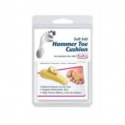 Hammer Toe Cushion, Right, Medium, Men's 6 - 8, Women's 8 - 10 Part No. P54MR Qty 1