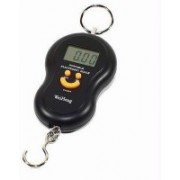 Lavelle Kitchen weigh_scale_portable Weighing Scale(Black)