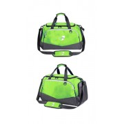 Get Fit Travel Bag Medium 33 x 56 x 28 - Borsa fitness media - Green/Grey