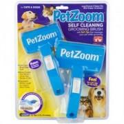 Set 2 perii pentru animale, Pet Zoom