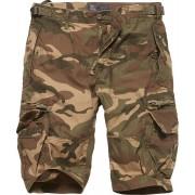 Vintage Industries Gandor Pantalones cortos Multicolor XL
