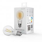Bec LED smart Yeelight filament, Wi-Fi, control de la distanta, 700 lm, compatibil Google, Homekit, SmartThings