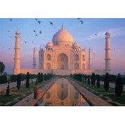 Taj Mahal, India 1000 Piece Mini Puzzle