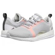 adidas Pure Boost X TR 2 Light Grey Heather Solid GreyCore BlackEasy Orange
