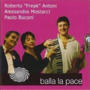Video Delta Roberto,Antoni & Mostacci Alessandra - Balla La Pace - CD