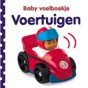 Spiru Baby Voelboekje: Voertuigen