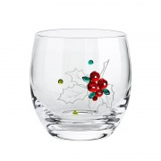 Figurina cristal Preciosa - Holly (Candle holder)