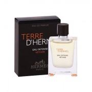 Hermes Terre d´Hermès Eau Intense Vétiver eau de parfum 5 ml uomo