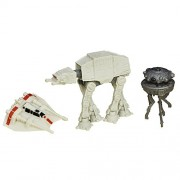Star Wars The Empire Strikes Back Micro Machines 3-Pack Battle of Hoth