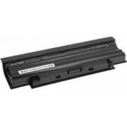 Baterie extinsa compatibila Greencell pentru laptop Dell Inspiron P07F002 cu 9 celule Lithium-Ion 6600 mAh