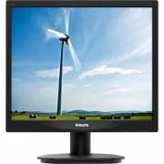 """Monitor Philips 17S4LSB 17"""", DVI, negru"""